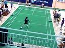 勃利羽毛球比赛 于江对小郭