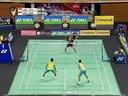 2014马来西亚大奖赛男双半决赛 羽毛球知识教学网提供