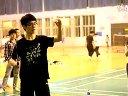 科大羽毛球比赛-男单