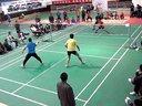 诸城先锋羽毛球俱乐部2014年春季五羽伦比羽毛球决赛4