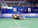 2013羽毛球世锦赛男双1/4决赛精彩球