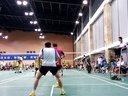 2014广西银企杯羽毛球邀请赛 领导组半决赛-3