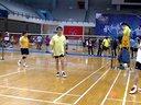 20140510无锡运动吧羽毛球俱乐部红牛杯比赛现场视频1