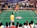 羽林争霸2014红牛羽毛球河池点决赛第2局男单(通力装饰vs柳钢)