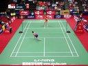 李雪芮VS三谷美菜津 2014尤伯杯 女单决赛 爱羽客羽毛球网