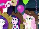My little pony 4|Equestria Girls | Rainbow Rocks  Party