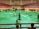 2014广东大学生羽毛球锦标赛乙组剪影