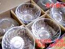 钻石碗6件套 玻璃制品 透明碗 高档   年终  商务  代理 员工
