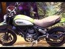 亮瞎!最新杜卡迪超级摩托车-米兰车展Ducati Scrambler Urban Enduro
