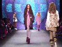 Anna Sui Fall Winter 2015 Runway Show