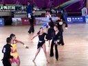 2015年中国体育舞蹈公开赛(天津站)B组L预赛牛仔