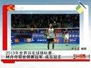 2013年世界羽毛球锦标赛:林丹夺取世锦赛冠军 成五冠王 130812