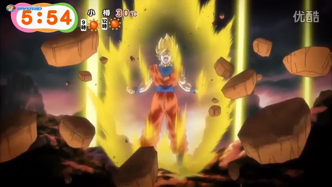 龙珠地球超级大决战_动漫《龙珠剧场版地球超级大决战》图片PP