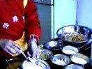 锅巴菜的做法