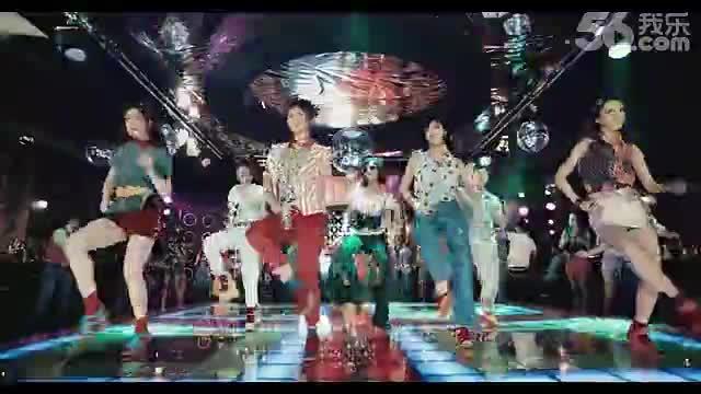 韩国美女劲歌热舞