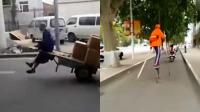 中国最牛老司机开挂上路