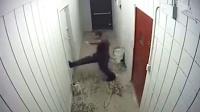小偷误入陷阱密室被瓮中捉鳖