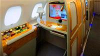 体验票价14万迪拜航空头等舱