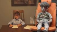 感动!6岁男孩致信奥巴马