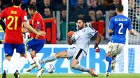 世预赛意大利1-1西班牙