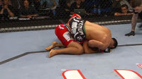 [UFC]莫萨斯柏林主场裸绞