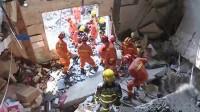 浙江义乌一银行食堂煤气爆燃顶棚部分坠落 致1死4伤