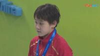 张家齐勇夺十米台冠军