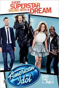 美国偶像第十季