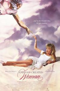 上帝创造女人海报