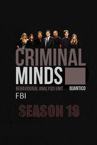 犯罪心理 第十季--欧美剧