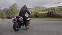 Triumph Speed Triple R 璇曢┚