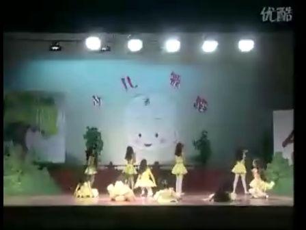 儿童舞蹈-绿光