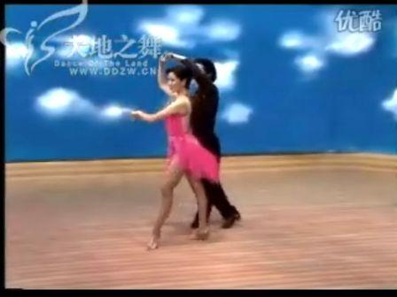 跟名师学舞蹈之恰恰恰12