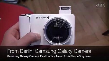 三星安卓版1600万像素相机Galaxy Camera上手试玩
