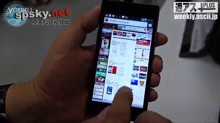 超流暢!LG 4.7寸四核Optimus G上手試玩(APQ8064+2GB RAM+1300萬像素)