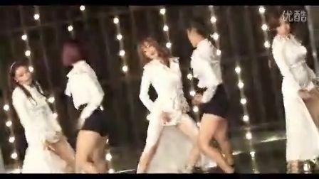 杨晃性感开腿舞 韩国火辣美女组合secret最新舞蹈