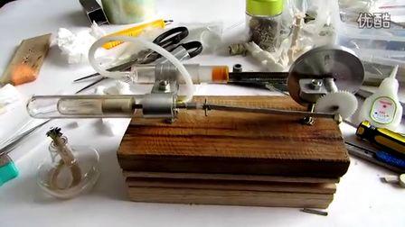 斯特林发动机原理 热机