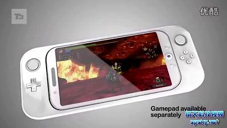 3D渲染视频:任天堂智能手机概念演示