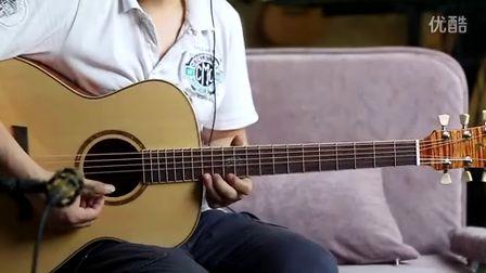 麦杰克MAGIC 200水系列单板民谣吉他音色评测
