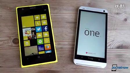 拍照誰能勝出? 諾基亞1020對比HTC One