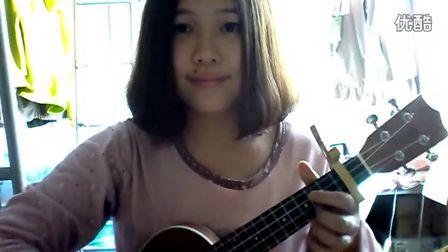 晴天ukulele谱子