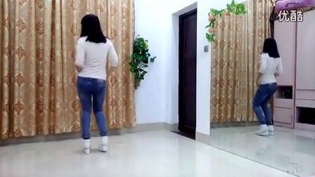 超级紧身牛仔裤美女热舞