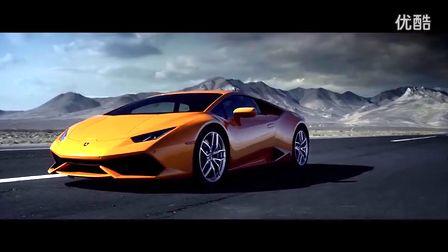 兰博基尼全新小牛Lamborghini Huracan LP 610-4 官方宣传片
