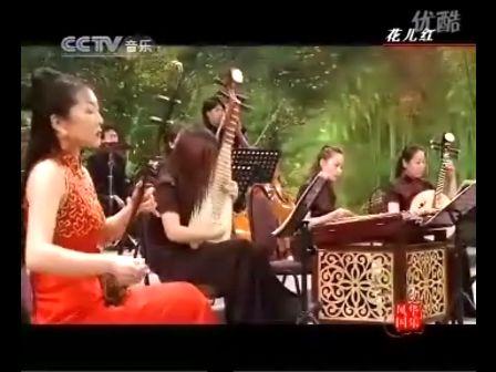 邵琳二胡《花儿为什么这样红》