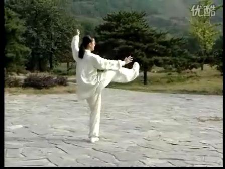 吴阿敏42式太极拳
