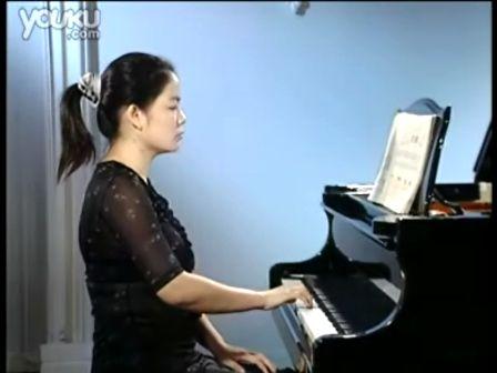 高清晰:儿童钢琴初步教程第一册《叮当》