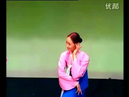 朝鲜舞 学习/