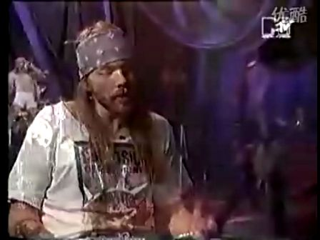 Guns N Roses  GnR and Metallica Tour