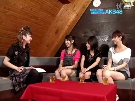 AKB48 パンキンランダ 大島麻衣・高橋みなみ・篠田麻里子 前編