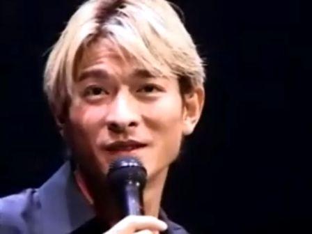 刘德华99演唱会图片